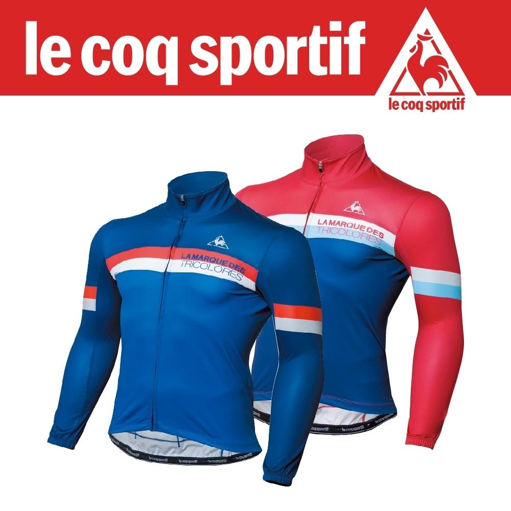 Le Coq sportif 公雞牌 男長袖車衣 QC-841273