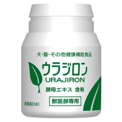 URAJIRON 白背櫟 犬貓健康補助食品 (140mg*60粒)