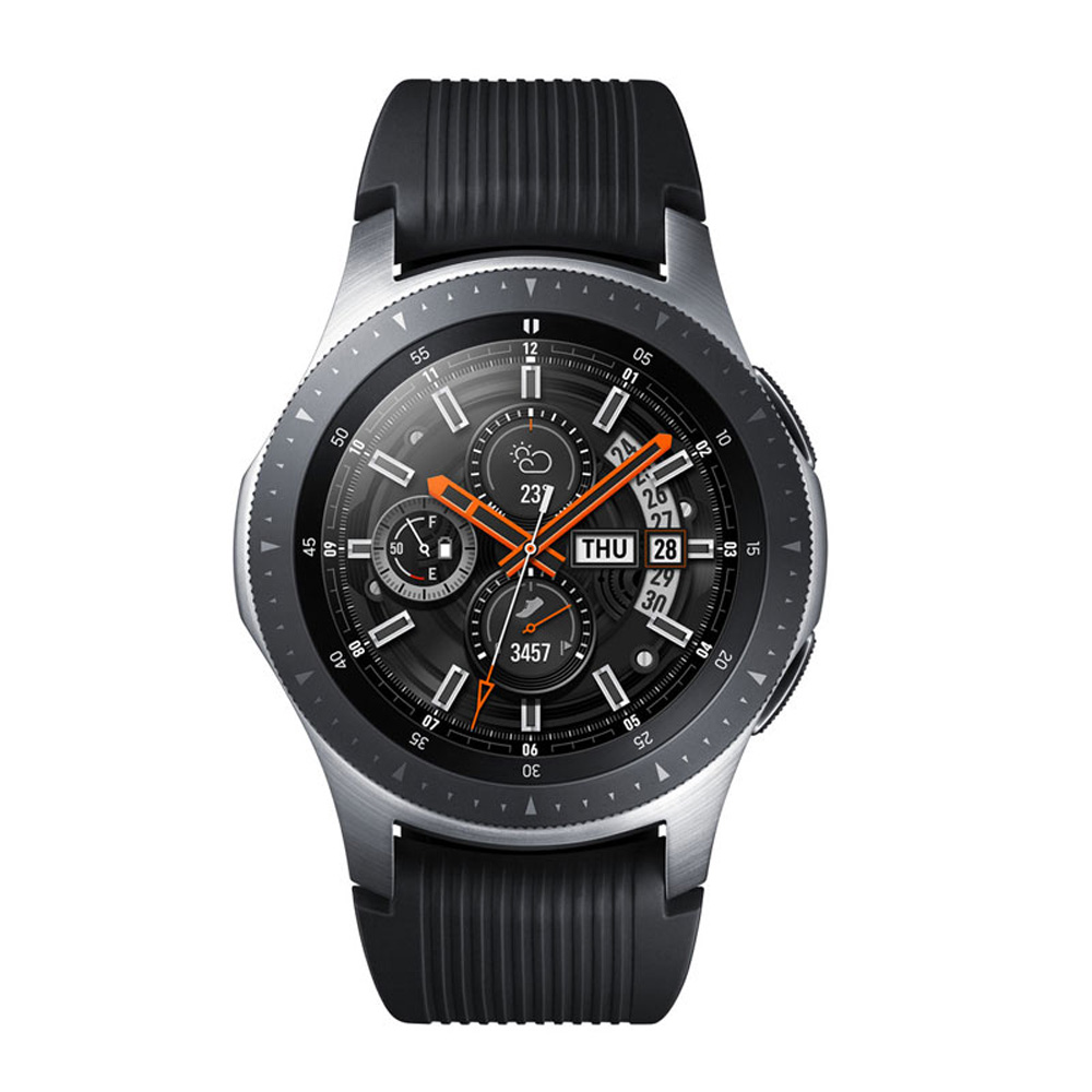 【LTE版】Samsung Galaxy Watch 智慧型手錶 (46mm)-星燦銀