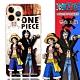 【航海王】iPhone 12 Pro Max (6.7吋) 木紋系列 防摔氣墊空壓保護套(魯夫&羅) product thumbnail 1
