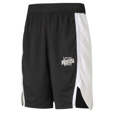 【PUMA官方旗艦】籃球系列Curl短褲 男性 53049201