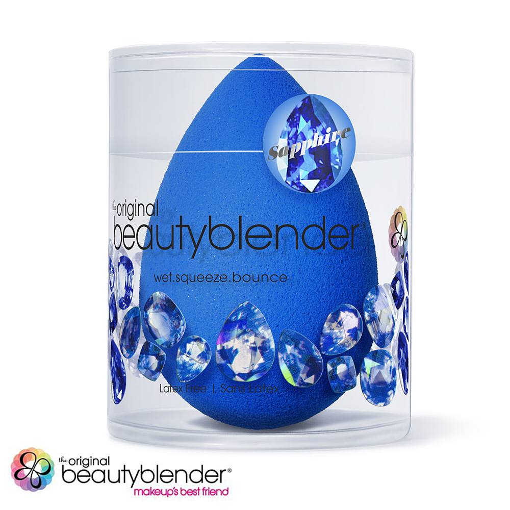 beautyblender 原創美妝蛋-寶石藍