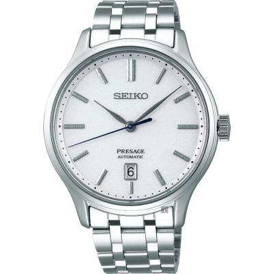 (無卡分期6期)SEIKO精工 Presage 旗鑑時尚機械錶(SRPD39J1)-41.7mm