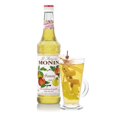 Monin糖漿-蘋果700ml
