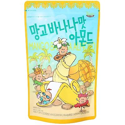 GILIM 芒果香蕉風味杏仁(210g)