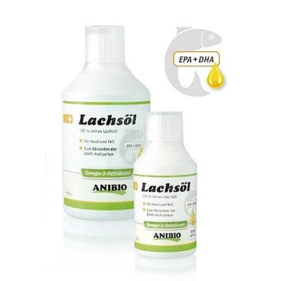 德國家醫ANIBIO Lachsol純鮭魚油 250ML