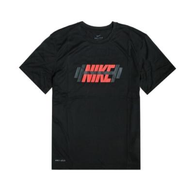 Nike T恤 Legend Training T 男款 Dri-FIT 吸濕排汗 快乾 圓領 健身 黑 紅 CT6471010