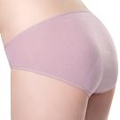 思薇爾 惹萌漾小鳥遊記系列M-XXL低腰日用生理褲(絹荷紫)