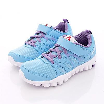 零碼-18cm Reebok頂級童鞋 運動鞋款 SE2675藍