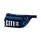 PUMA-男女Manchester City腰包-重深藍