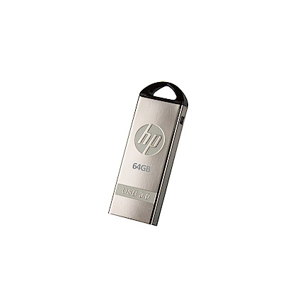 HP 64GB USB3.0 袖珍金屬精工隨身碟 x720w