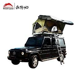 秋野地 諾亞硬頂 無線遙控全自動車頂帳篷 汽車露營
