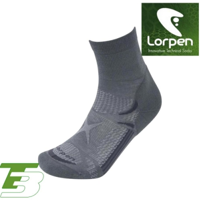 Lorpen T3 Coolmax健行短襪 T3LS(II)