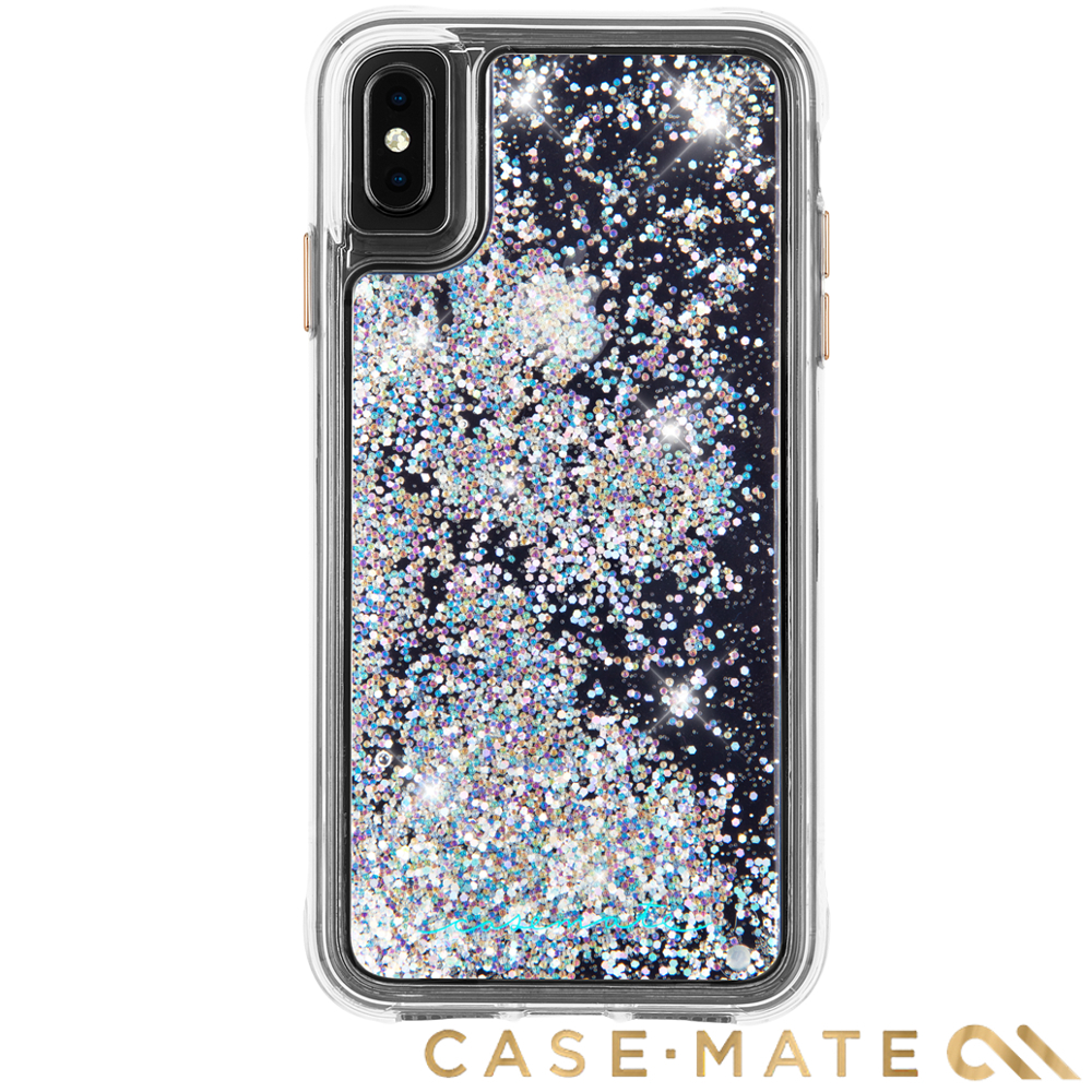 美國Case-Mate iPhone XS /X Waterfall 防摔保護殼-彩虹