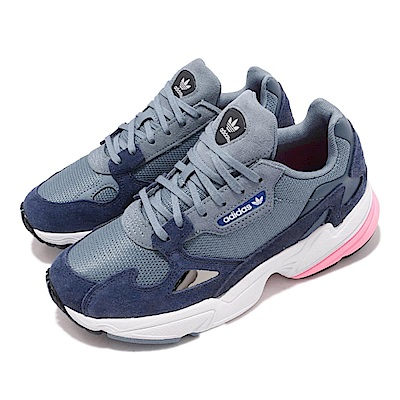 adidas 休閒鞋 Falcon W 女鞋