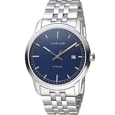 Calvin Klein Infinite無限紳士機械錶(K5S3414N)-42mm