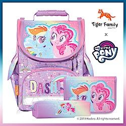 Tiger Family聯名款小貴族護脊書包-聯名共3款(送文具袋+鉛筆盒)