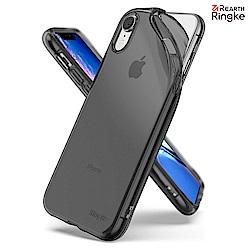 iPhone XR [Ringke Air] 纖薄吸震軟質手機殼-透黑