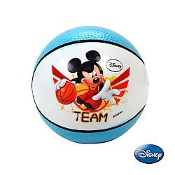 《凡太奇》Disney迪士尼米奇 6吋PVC安全兒童籃球-速