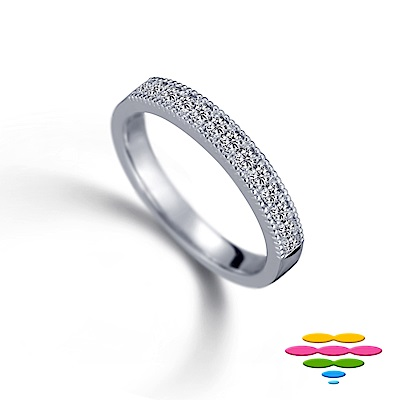 彩糖鑽工坊 珠邊設計&鑽石戒指 線戒&排戒 Elegance 23-26分鑽石 系列