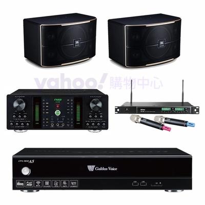 金嗓 CPX-900 A5+FNSD A-250+ACT-589+Pasion 10(伴唱機4TB+卡拉OK套組)