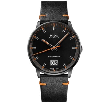 MIDO美度 COMMANDER香榭系列 大視窗機械錶(M0216263605101)