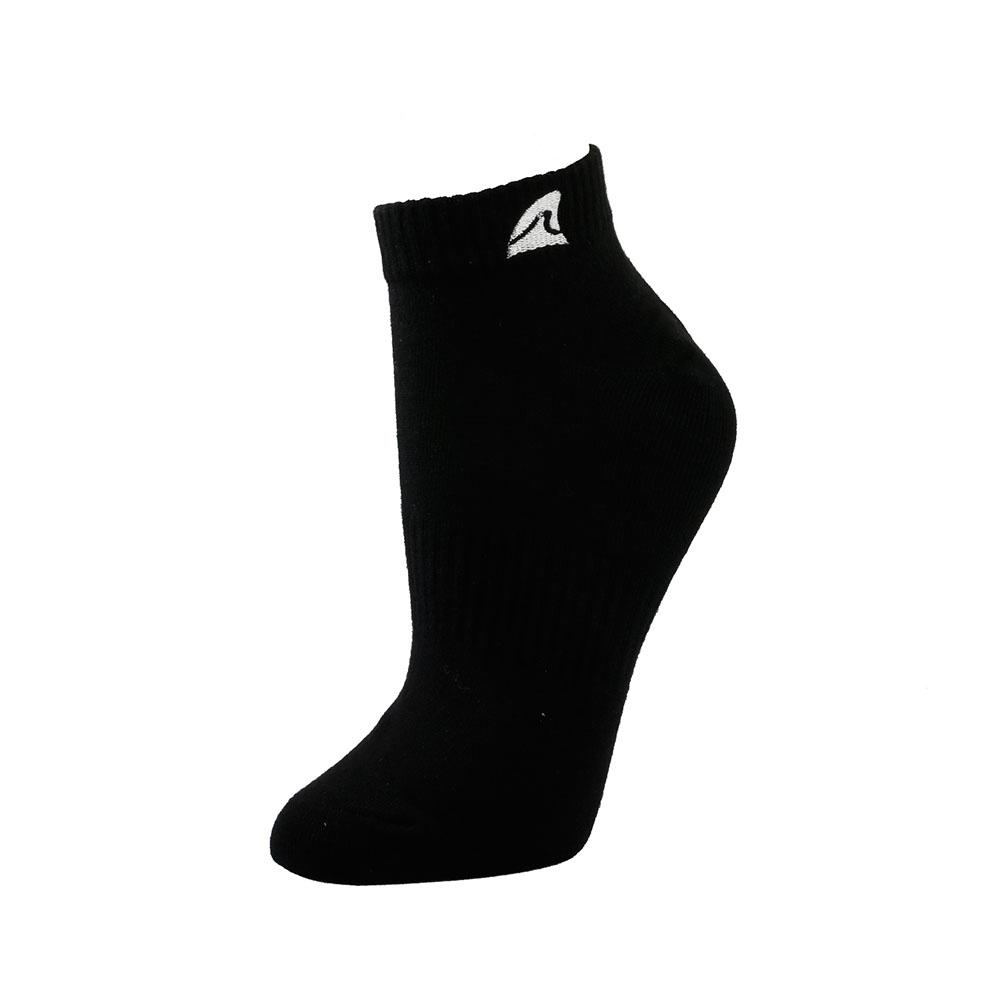 【ZEPRO】男子運動伸縮襪(襪底加厚版)-黑