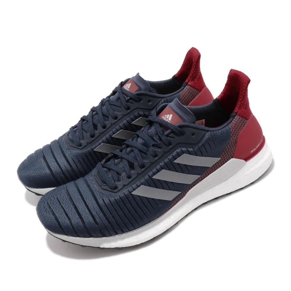 adidas 慢跑鞋 Solar Glide 19 男鞋