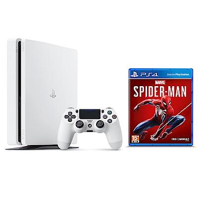 [TPGS 限定] PS4主機 500GB台灣公司貨 (白色)