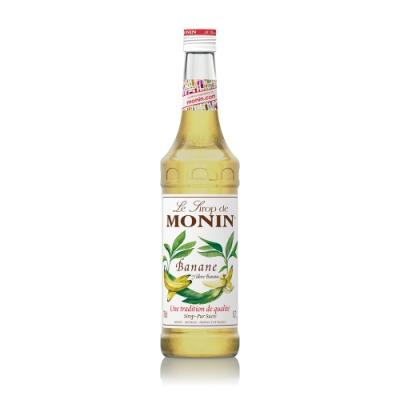 Monin糖漿-黃香蕉700ml