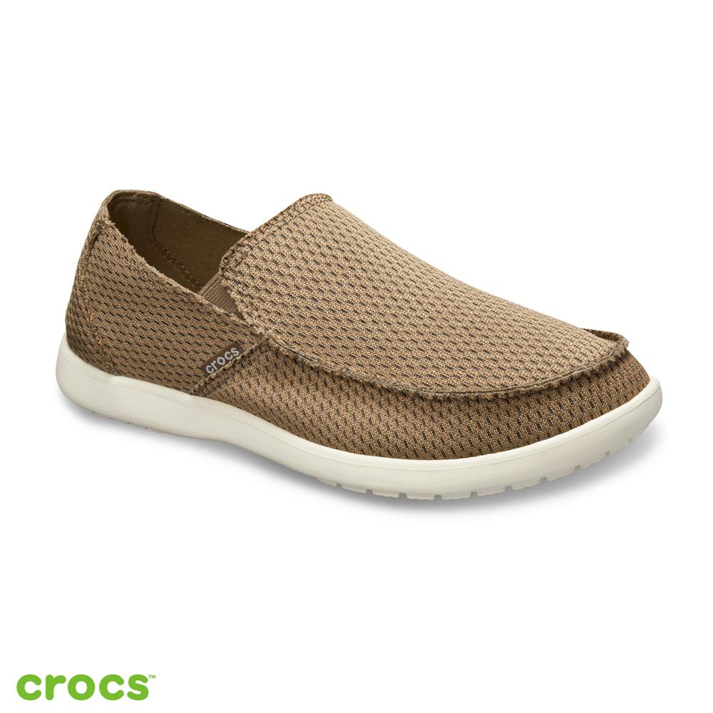 Crocs 卡駱馳 (男鞋) 聖克魯茲HC便鞋 205674-267