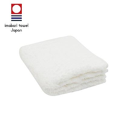 日本今治 絹綿美人極柔觸感毛巾(雪白)