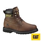 【CAT】HOLTON  SRC 鋼頭靴-咖啡(708025)