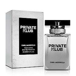 (即期品)Karl Lagerfeld卡爾·拉格斐 派對卡爾男性淡香水50ml