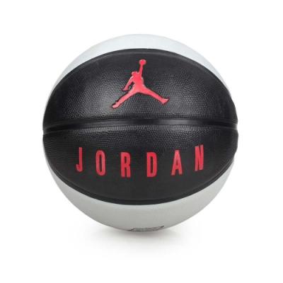 NIKE JORDAN PLAYGROUND 8P 7號籃球 黑灰紅