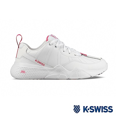 K-SWISS CR-329 LTR休閒運動鞋-女-白/桃紅