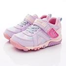 日本Carrot機能童鞋 玩耍速乾公園鞋款 TW2481紫(中小童段)
