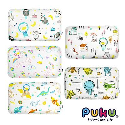 【PUKU】Air成長型3D幼童枕