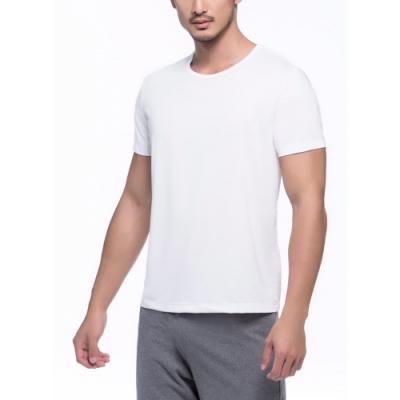 3GUN 型男吸濕排汗涼爽短袖衫3件組 隨機取色