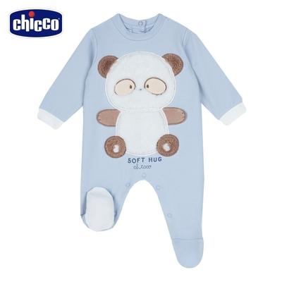 chicco-SB 粉彩動物-後開兔裝-貓熊