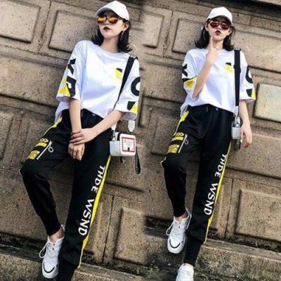 【韓國K.W.】(預購) 韓國設計耀眼套裝褲(共1色)