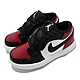 Nike 休閒鞋 Jordan 1 Low ALT TD 童鞋 經典 喬丹一代 魔鬼氈 舒適穿搭 小童 黑白紅 CI3436-612 product thumbnail 1