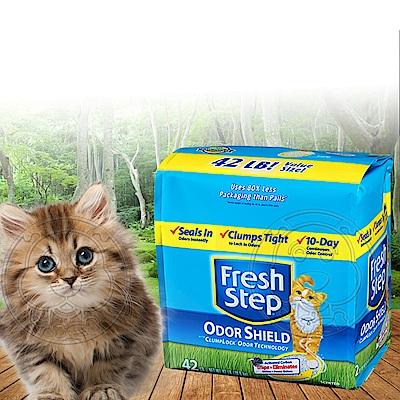 Fresh Step菲麗思》FS30503強效清香貓砂-42磅