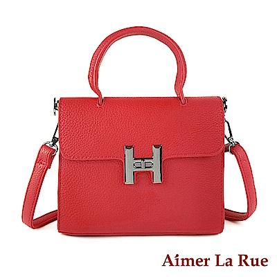 Aimer La Rue 二用後背包 瑪絲黛拉系列(紅色)