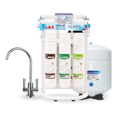 水蘋果 WAQ-ROA 鹼性純水機 (100加侖)