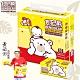 [買一送一] BeniBear邦尼熊抽取式衛生紙100抽10包6袋/箱 product thumbnail 2