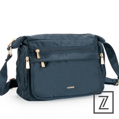 74盎司 HERA 多口袋斜背包[LG-935-HE-W]藍