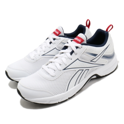 Reebok 慢跑鞋 Royal Pheehan Run 男鞋 海外限定 透氣 避震 舒適 球鞋 穿搭 白 黑 FU7869