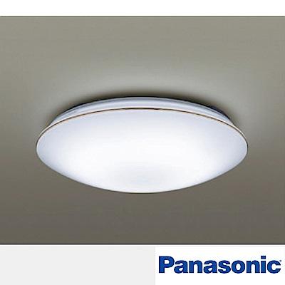 國際牌 第四代32.5W LED 調光調色遙控燈 LGC31116A09 白罩+金色線框