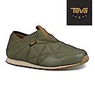 TEVA 美國-女 Ember Moc 菠蘿麵包鞋 橄欖綠